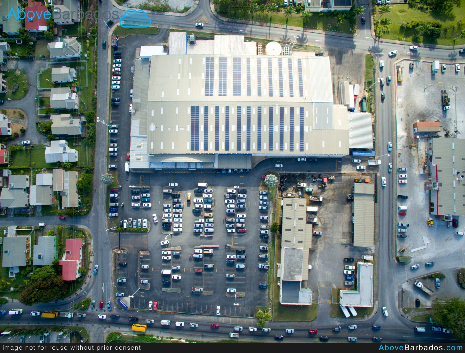 Aerial Photography Video For Pricesmart Recent Drone Aerial Work
